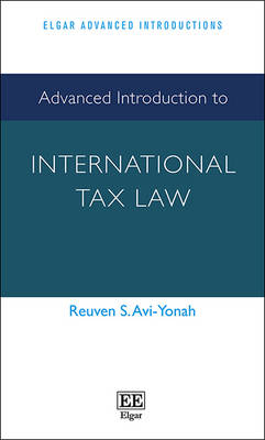 Advanced Introduction to International Tax Law (Hardback)