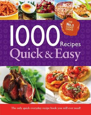 Quick - 1000 Recipes (Book)