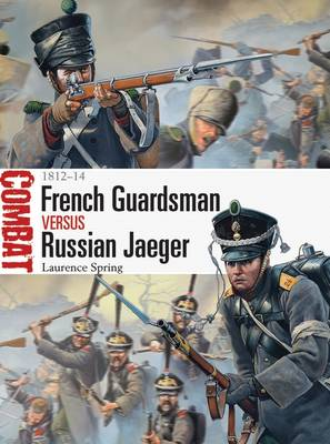 French Guardsman vs Russian Jaeger - Combat 4 (Paperback)