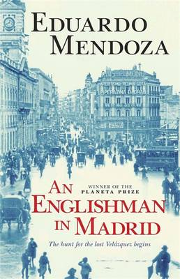 An Englishman in Madrid (Paperback)