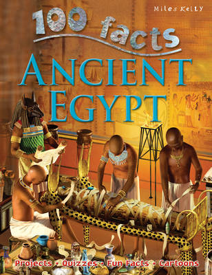 Ancient Egypt - 100 Facts (Paperback)
