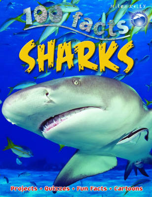 Sharks - 100 Facts (Paperback)