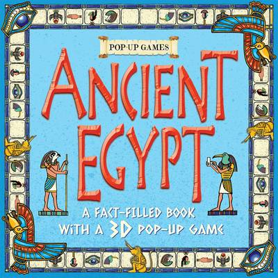 Ancient Egypt: A Fact-filled Book - Pop-up Games (Mixed media product)