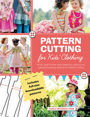 Pattern Cutting for Kids' Clothes (Paperback)