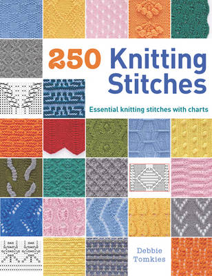 250 Knitting Stitches (Paperback)