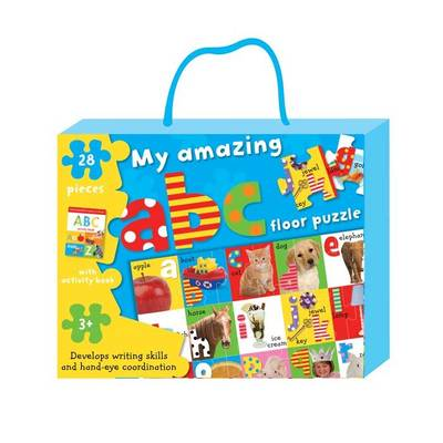 My Amazing ABC Floor Puzzle - Floor Puzzles (Mixed media product)