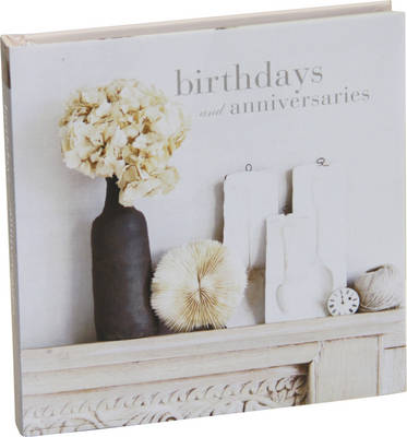 A Life Less Ordinary Birthday Book (Record book)