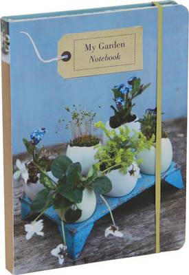 My Garden Guided Notebook (Record book)