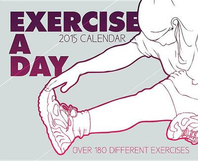 Exercise A Day Box: Box (Calendar)