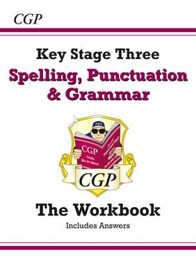 Spelling, Punctuation and Grammar for KS3 - The Workbook (with Answers and Online Edition) (Paperback)