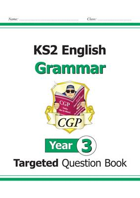 KS2 English Targeted Question Book: Grammar - Year 3 (Paperback)