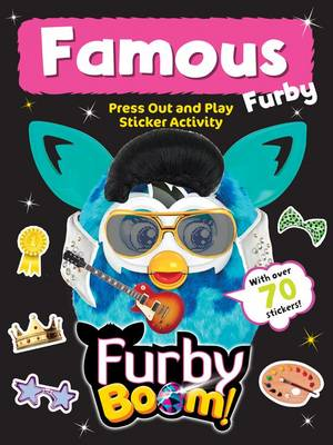 Fashion Furby: Press out and Play (Paperback)