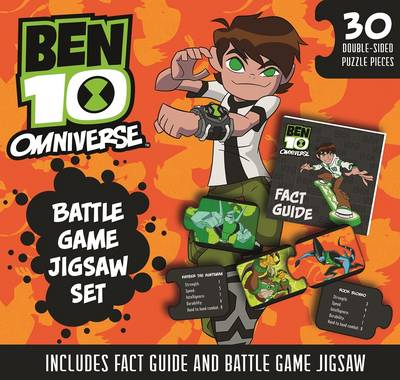 Ben 10 Book and Jigsaw (Multiple copy pack)