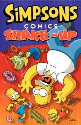 Simpsons Comics: Shake-up (Paperback)