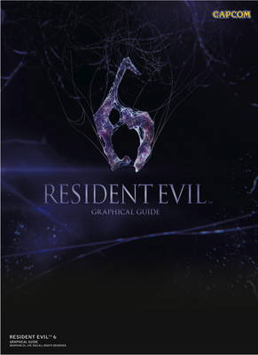 Cover Resident Evil 6: Graphical Guide