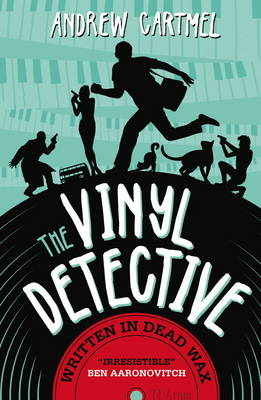 The Vinyl Detective - Written in Dead Wax: 1 (Paperback)