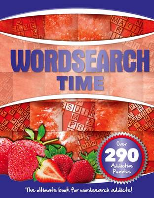 Wordsearch Time (Paperback)