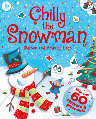 Chilly the Snowman (Paperback)