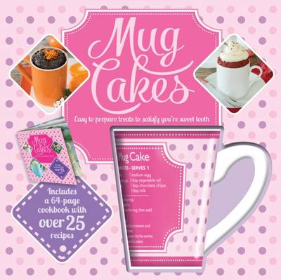 Mug Cakes (Novelty book)