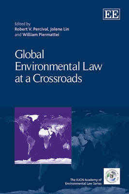 Global Environmental Law at a Crossroads - The IUCN Academy of Environmental Law Series (Hardback)