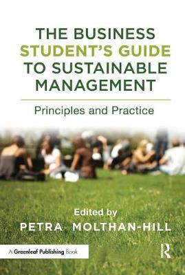 The Business Student's Guide to Sustainable Management: Principles and Practice (Paperback)