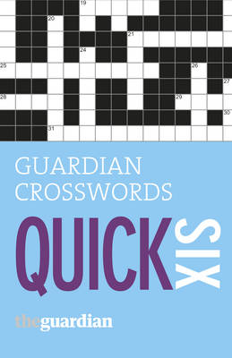 Guardian Quick Crosswords: 6 (Paperback)
