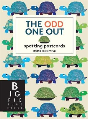 The Odd One Out - Big Picture Press (Paperback)