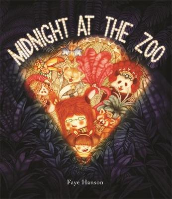 Midnight at the Zoo (Hardback)