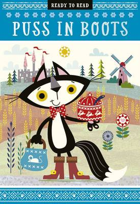 Puss in Boots - Fairytale Readers (Hardback)