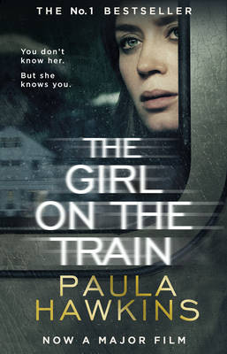 Cover The Girl on the Train  (Paperback)