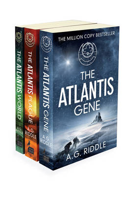 Image result for atlantis gene trilogy