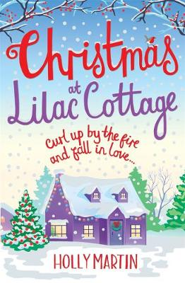 Christmas at Lilac Cottage: Book 1: A Perfect Romance to Curl Up by the Fire with (White Cliff Bay) (Paperback)