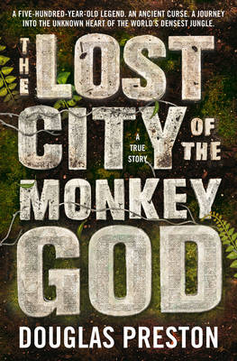 Cover The Lost City of the Monkey God