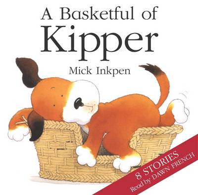 Basketful of Kipper 8 Stories - Kipper 6 (CD-Audio)