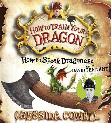 How to Speak Dragonese: Book 3 - How to Train Your Dragon No. 3 (CD-Audio)