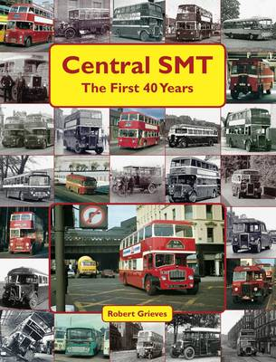 Central SMT - The First 40 Years (Paperback)