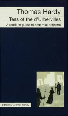 Thomas Hardy: Tess of the D'Urbervilles - Readers' Guides to Essential Criticism (Paperback)