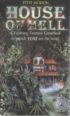 House of Hell - Fighting Fantasy (Paperback)