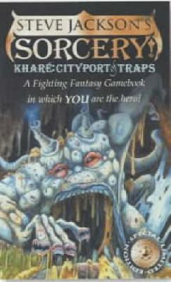 Sorcery!: Book 2: Khare - Fighting Fantasy (Paperback)
