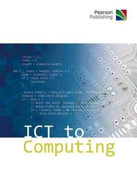 ICT to Computing (CD-ROM)