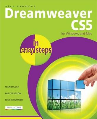 Dreamweaver CS5 in Easy Steps - In Easy Steps (Paperback)