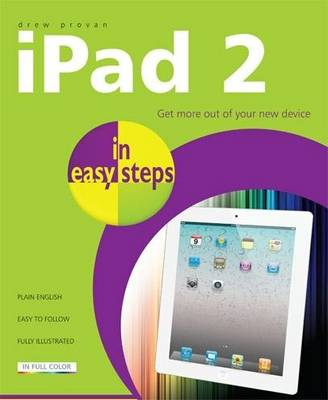 iPad 2 in Easy Steps - In Easy Steps (Paperback)