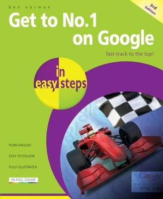 Get to No.1 on Google in Easy Steps (Paperback)