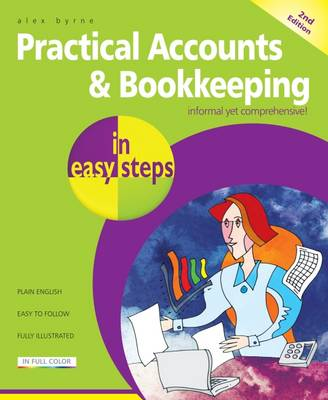 Cover Practical Accounts & Bookkeeping in Easy Steps - In Easy Steps