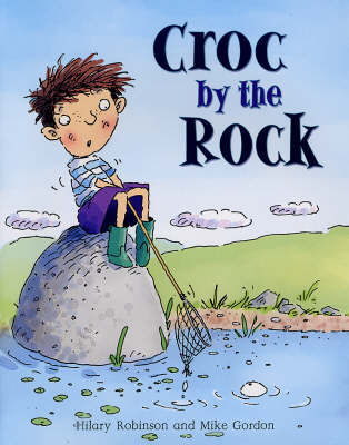 Croc by the Rock (Paperback)
