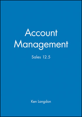 Account Management: Sales 12.5 - Express Exec (Paperback)