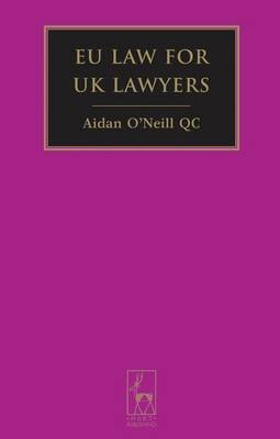EU Law for UK Lawyers (Hardback)