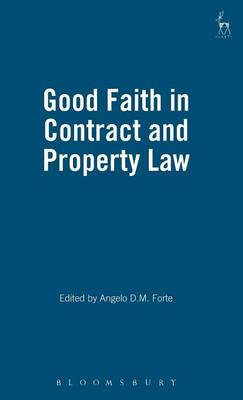Good Faith in Contract and Property Law (Hardback)
