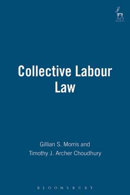 Collective Labour Law (Hardback)