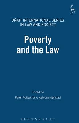 Poverty and the Law - Onati International Series in Law and Society 4 (Hardback)